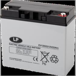 Bateria LP 12V 22AH Scooter...